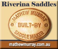Riverina Saddles