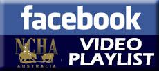 NCHA Video Playlist icon